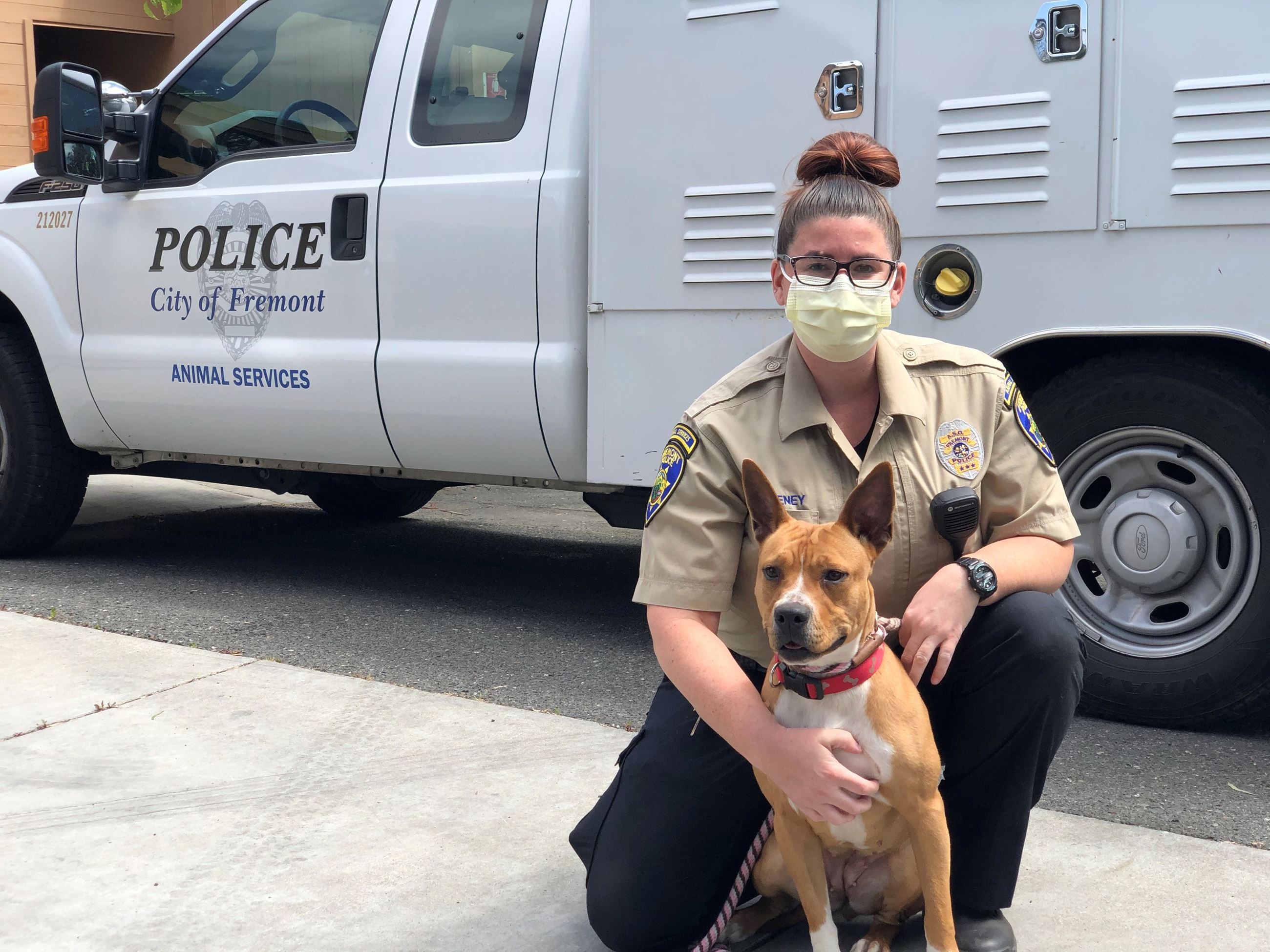 Stephanie Culleney Animal Services Officer